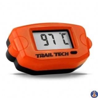 TTO Riemen CVT Belt Temp Meter - orange universal für alle Riemen Fahrzeuge UTV, ATV Snowmobile Bikes