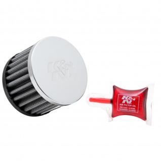 K&N Universalfilter RC-0880 Clamp-On Filter