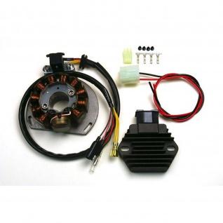 Lichtmaschine G147 + RR58 KTM Hi-Power Generator (3 phase 210 watts) & Regulator/Rectifier
