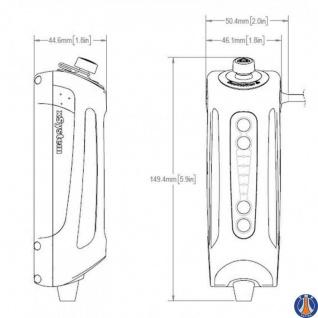 Scottoiler X System elektronische automatische Kettenpflege - Vorschau 3