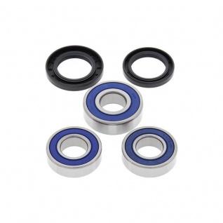 Wheel Bearing Kit Rear Kawasaki KLX400R 03, KLX400R NON CA MODELS PUMPER CARB 04, KLX400SR 03-04, Suzuki DRZ400E 00-03, DRZ400E CA MODEL CV CARB 04-07, DRZ400E NON CA MODELS PUMPER CARB 04-07, DRZ400K 00-03, DRZ400S 00-16, DRZ400SM 05-16