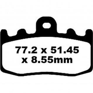 Extreme Pro Bremsbeläge EPFA335HH