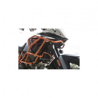 Universal Frame Clamps 7/8 - 1 Round Tube Frame Clamps (pair) for use with all Trail Tech post mounted lights