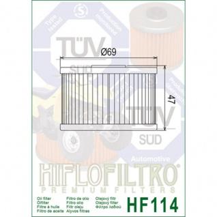Hf114 Ölfilter Honda Trx 420 Trx 500 Sxs1000 Pioneer 15412-hp7-a01 - Vorschau 2