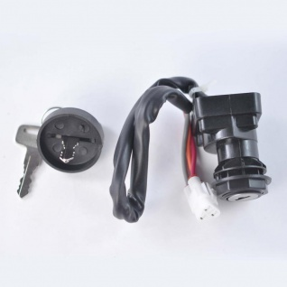 Ignition Key Switch 3 Position Way Arctic cat DVX 400 Kawasaki KFX 400 Suzuki LTZ 400 05-08 27005-S012 3509-009 37110-07G30