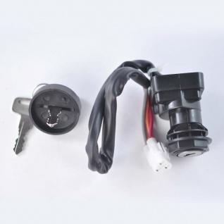 Ignition Key Switch three Position Way Arctic cat DVX 400 Kawasaki KFX 400 Suzuki LTZ 400 05-08 27005-S012 3509-009 37110-07G30