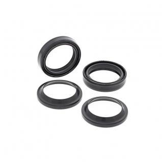 Fork Seal & Dust Seal Kit Honda CR125R 82-83, XR250R 84-85, Kawasaki KDX200 83-85, KDX250 80-84, KDX400 79-80, KDX420 81, KDX450 82, KL600 84-86, KL650 A (KLR) 87-07, KL650 B (KLR) TENGAI 90-91, KX125 80-81, KX250 79-81, KX420 80-81, KX80 92-97, Suzuki PE
