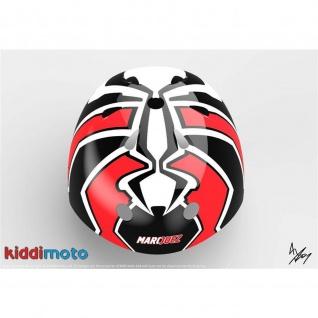 Kiddimoto Helm Marc Marquez Größe S - 48-53 cm, geprüft nach EC EN1078S