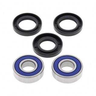Wheel Bearing Kit Front BMW F650 GS/GS Dakar 00-07, F650GS 99-04, F650GS K72 09-13, F650GS/M 03-07, F700GS 12-16, G650GS 08-15, Honda CMX300 17-18, CMX300 ABS 17-18, CMX500 17-18, CMX500 ABS 17-18, Kawasaki H2 72-75, KH500 73-74, KZ1000E 79-80, Z1 73-75,