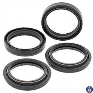 Fork Seal & Dust Seal Kit Honda CB550F 75-77, CB550K 74-78, CB750A 76-78, CB750K 77-78, Kawasaki KE175 80-83, KZ550H 82-83, Suzuki GS450 85-88, GS550 77-82, GS550E 79, GS650E 81-82, GS650G 81-83, GS650GL 81-83, GS750 77-82, GS750L 81, GT550 Indy 75, RE5 R