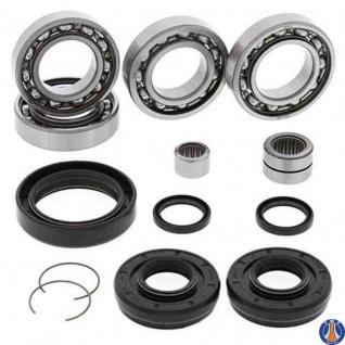 Differential Bearing and Seal Kit Front Honda TRX420 FA IRS 15-17, TRX420 FA Solid Axle 14-17, TRX420 FE 14-17, TRX420 FM 14-17, TRX420 FPA Solid Axle 14