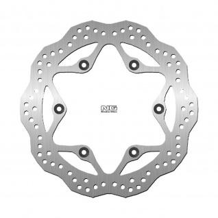 Bremsscheibe NG 0110X 296 mm, starr (FXD) [Wavy]