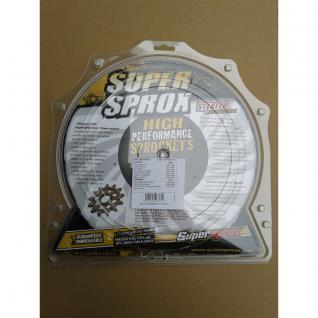 RST1800-44 Supersprox Stahl / Gold 44 Zähne 530 Teilung Suzuki, Triumph