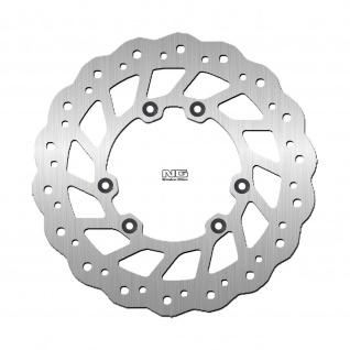 Bremsscheibe NG 0066X 240 mm, starr (FXD) [Wavy]