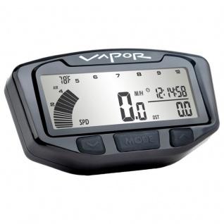 TrailTech Vapor, Digitaltacho mit Drehzahlmesser Honda CRF 250 450 new EZ install fin sensor