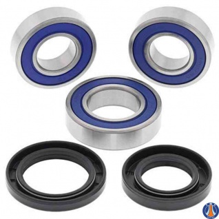 Wheel Bearing Kit Rear Gas-Gas EC 125 200 250 300 450 MC 125 250 450 Pampera SM 125 250 450