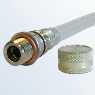 Oelablassventil M 16 x 1, 5 x 12 MM Stahl Komplettset
