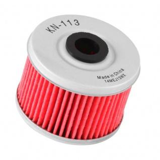 K&N Ölfilter KN-113 Honda TRX ATC XL125V VARADERO VT125C SHADOW OEM 15412HM5A10