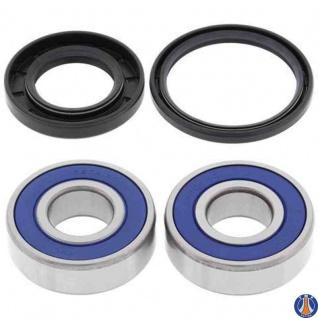 Wheel Bearing Kit Front Honda GL1500C 98-00, GL1500CD 01-03, GL1500CF 99-01, GL1500CT 98-00, ST1100 97-02, ST1100A 97-02, VF750C 98-03, VF750C2 98-02, VT1100C 98-07, VT1100C2 98-07, VT1100T Shadow 98-01, VT750C 98-03, VT750DC 01-06, VT750DCA 01-07, Wheel