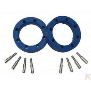 Spurverbreiterung 50MM (Blau) 4x110