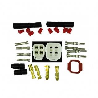 Connectors Kit Regulator for ATV Yamaha YFZ 350 Banshee 95-06 OEM 3GG-85510-00-00 3GG-85510-01-00