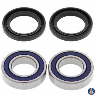 Lower Steering Stem Kit Yamaha YFM90 Raptor 16-18, Wheel Bearing Kit Front Gas-Gas HALLEY 450 EH 09, HALLEY 450 SM 09, Kawasaki KLX400R 03, KLX400R NON CA MODELS PUMPER CARB 04, KLX400SR 03-04, KLX450R 08-09, KX125 93-05, KX250 93-07, KX250F 04-18, KX450F