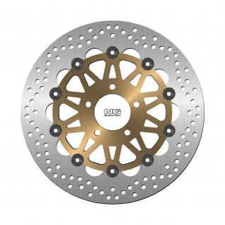 Bremsscheibe NG 0124 310 mm, schwimmend gelagert (FLD)