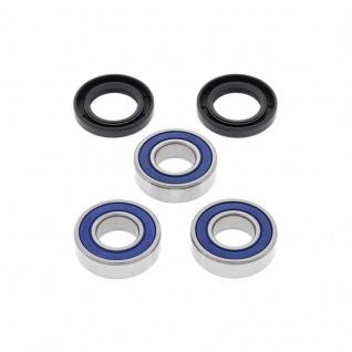 Rad Lager und Dichtungen kpl. Satz Kawasaki VN900 Classic 06-16, VN900 Custom 07-15, Wheel Bearing Kit Rear Suzuki RM125 92-94, RM250 92-95