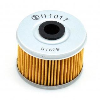 Ölfilter MIW H1017 Honda TRX, Honda XL125, CBF250, VT125 C OEM 15412-HM5-A10