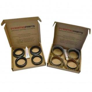 Suspension Overhaul Kit Fork Oil Seals & dust seals 41x53x8/10.5 BR4935E