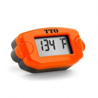 TTO Temp Meter - orange - 14mm Spark Plug Sensor