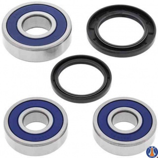 Wheel Bearing Kit Rear Yamaha FJ1100 84-85, FJ1200 86-90, FZR1000 89-90