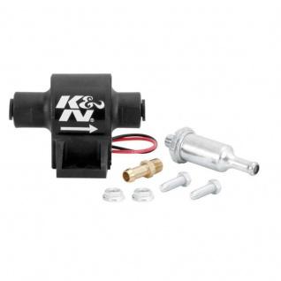 K&N Kraftstoffpumpe Druck 0, 10 bis 0, 28 Bar 95 l /h PKW 4 - 6 Zylinder