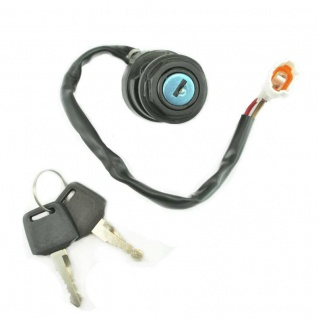 Ignition Key Switch Yamaha Grizzly YFM R 250 350 660 700 Wolverine 5LP-82510-00-00 4XE-82510-00-00