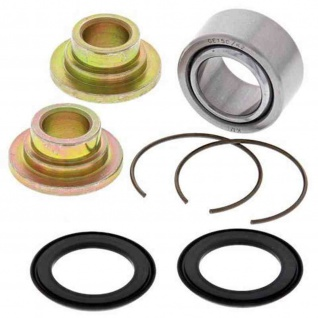 Lower Rear Shock Bearing Kit Husqvarna 701 Enduro 18, 701 Supermoto 18, KTM Enduro R 690 09-15, SMC 690 09-10, Supermoto 690 07, SX 50 Mini 17-18, Upper Rear Shock Bearing Kit Husqvarna FC 250 (EURO) 15, FC 250 14-18, FC 350 14-18, FC 450 (EURO) 15, FC 45