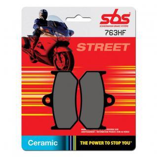 Bremsbelag SBS 763HF Street Ceramic