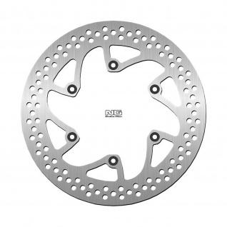 Bremsscheibe NG 0755 260 mm, starr (FXD)