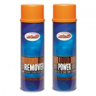 Twin A.Liquid Power (500ml Spray)+Dirt Remover (500ml Spray)