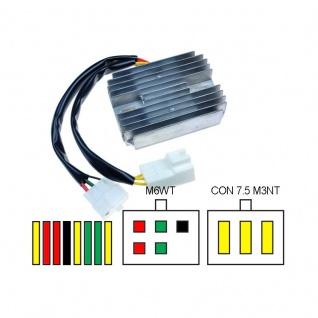 RR 69 Regulator Honda: CBR600 (01 on), VFR800 (00 onwards), CB900F, CBR900RR (2001), VTR1000, CBR1100XX Blackbird (fuel inj), VTX1800C