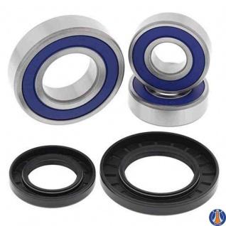 Wheel Bearing Kit Rear Kawasaki KLV1000 (Euro) 04-05, Suzuki DL1000 V-Strom 02-12, DL650 04-11, DL650 ABS 07-17, DL650 XT ABS 17