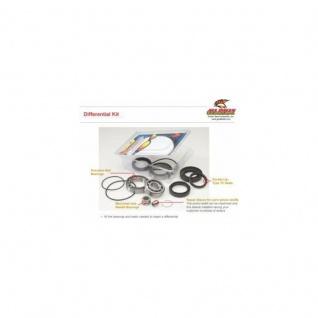 Diff Brg - Seal Kit - Front Polaris Diesel 455 4x4 (before 9/98) 99, Scrambler 500 4x4 98, Sportsman 500 4x4 (before 9/98) 99, Sportsman 500 4x4 98, Sportsman 500 4x4 RSE (before 9/98) 99, Worker 500 4x4 (before 9/98) 99, Xplorer 500 97