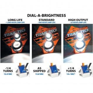 TrailTech Universal AC Voltage Regulator einstellbar von 12 Volt bis 16 Volt
