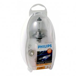 Philips 55474EKKM Ersatzlampenkasten Easy Kit H7 Mitführungspflicht in zahlreichen europäischen Ländern