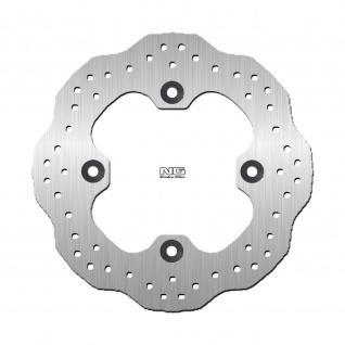 Bremsscheibe NG 0101X 220 mm, starr (FXD) [Wavy]