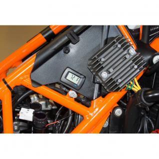 Digital Fan Kit TTV Switching Temperature Meter KTM 690