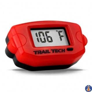 TTO Riemen CVT Belt Temp Meter - rot universal für alle Riemen Fahrzeuge UTV, ATV Snowmobile Bikes