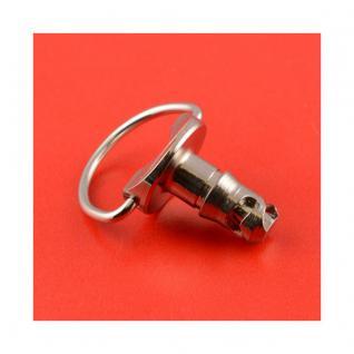 Racebolt VA Schnellverschluss D-Ring 14mm