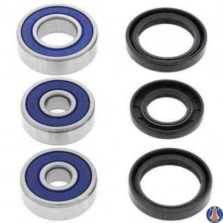 Wheel Bearing Kit Rear Yamaha DT100 77-83, MX100 79-83, PW80 83-06, RS100 75-76, RT100 90-00, TTR90 00-08