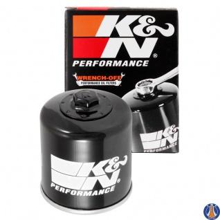 K&N Ölfilter KN-128 Kawasaki Mule PP6000 GE5000 GE4500 GE4000 FE350 FE400 FD661 FD671 FD791 KTM 1290 Super Duke R 490652071 490652078