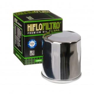 HF303C Ölfilter Access Apache Bimota Honda Kawasaki Yamaha Polaris OEM 3FV-13440-00 308 49 63 16097-0008 5GH-13440-10 chrome